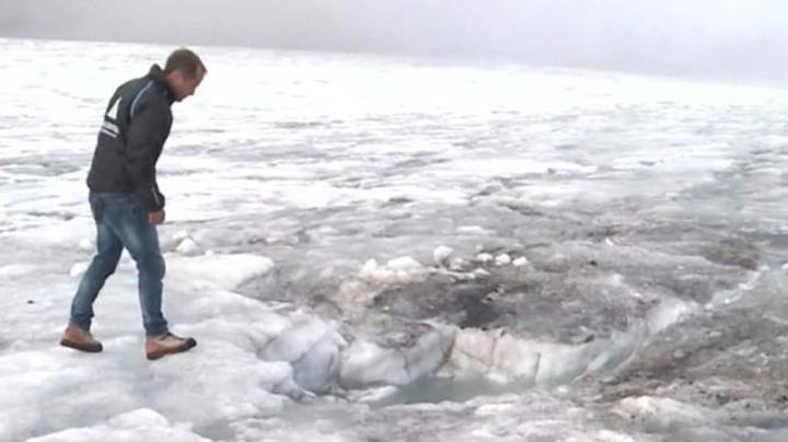 Couple Found Frozen In Glacier 75 Years After Going Missing