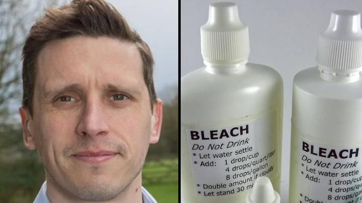 Desperate Parents Are Giving Their Autistic Children Bleach As 'Miracle Cure'