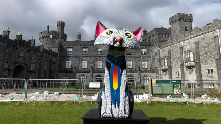 There's A Trail Of Cat Sculptures About To Open In Kilkenny