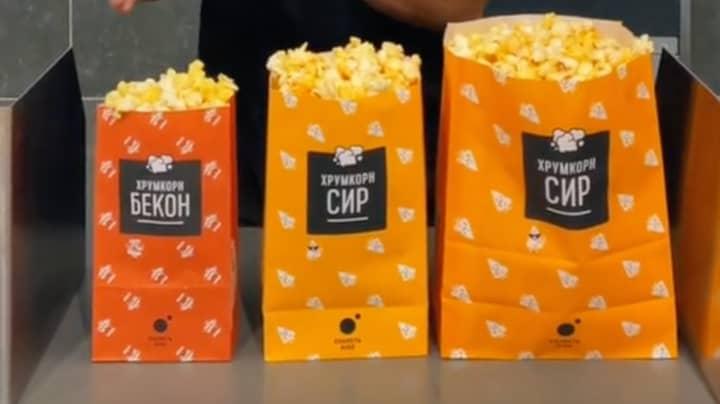 Man Reveals Why You Should Never Buy Medium Popcorn