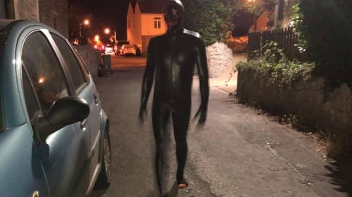 'Grunting' Man In Gimp Suit Chased Woman Through Somerset Village