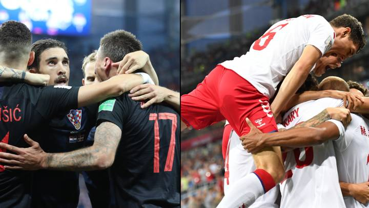 Denmark Are Out Of The World Cup After They Lose Against Croatia