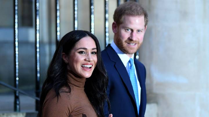 Prince Harry And Meghan Markle To Step Back From Royal Duties To Work