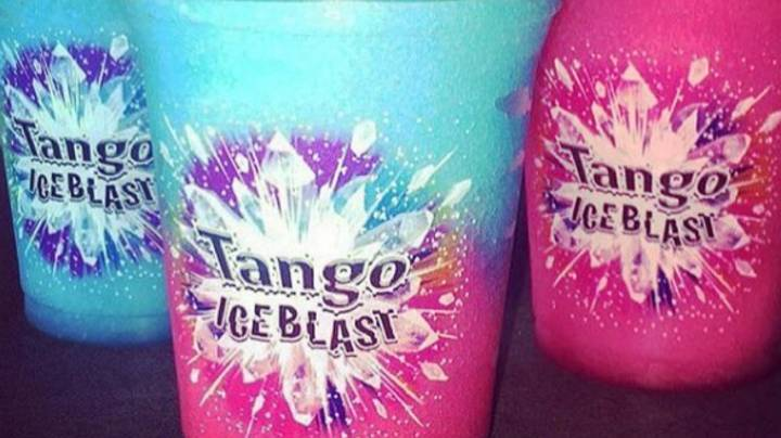 You Can Now Get Tango Ice Blasts Delivered To Your Door