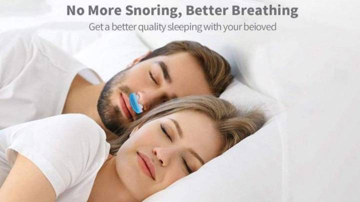 There Are Anti-Snoring Devices For Sale On Amazon