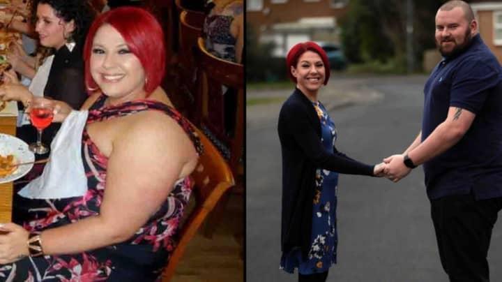 Woman, 31, Sheds 10 Stone And Shrinks 10 Dress Sizes