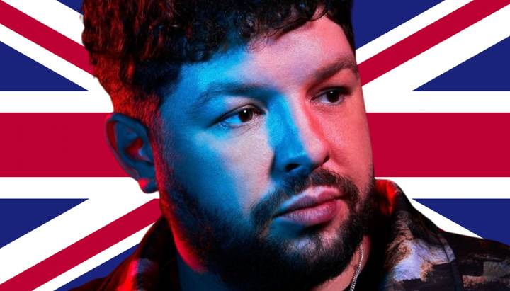 Eurovision: UK Entry James Newman Will Perform 'Embers' In Song Contest Final
