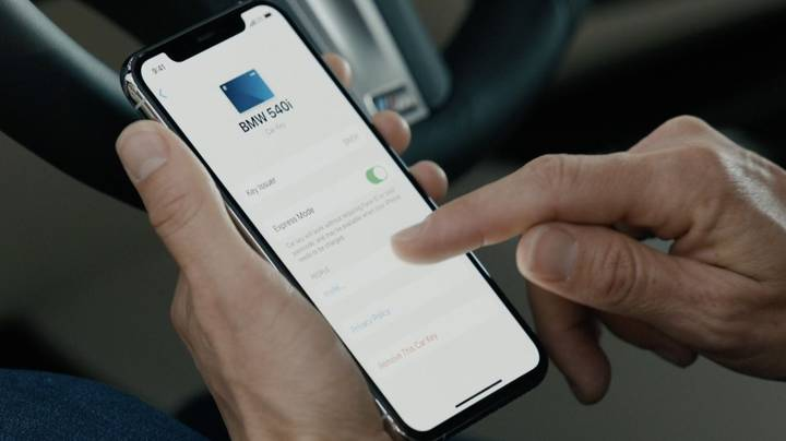 Apple Unveils New CarKey Feature To Unlock Your Vehicle Using Your Phone