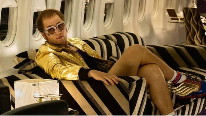 Taron Egerton Relives Elton John's Rise To Music Legend In First 'Rocketman' Trailer