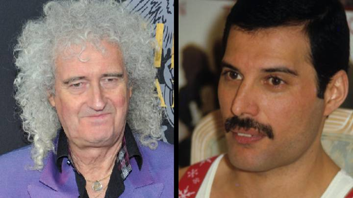 Brian May Says Why Freddie Mercury Couldn't Have Been A Movie Star