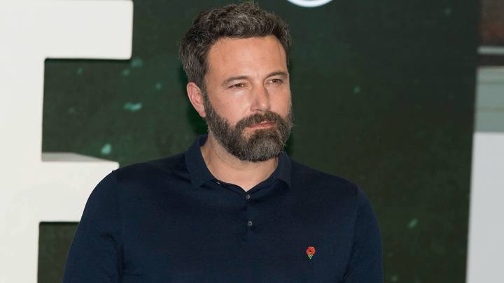 Ben Affleck Has Finally Responded After Getting Ripped Over His Back Tattoo