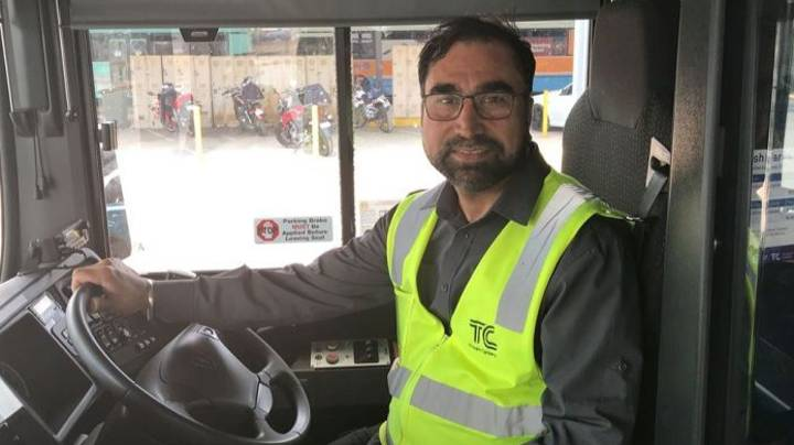 Aussie Bus Driver Hailed A Hero For Driving A Lost Boy To His Home