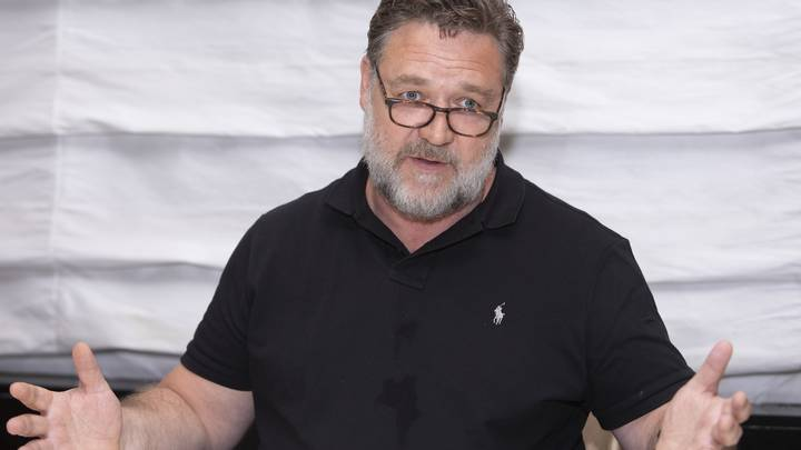 Russell Crowe Says He Is Up For A Gladiator Sequel