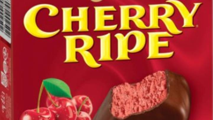 Cherry Ripes Have Been Turned Into Ice Creams Again