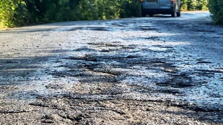 It's So Hot In Parts Of UK That Roads Are Melting