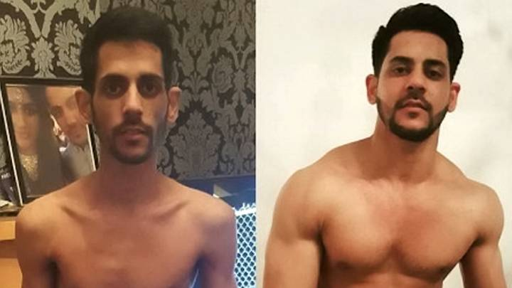 Guy Suffering From Crohn's Disease Is Now A Champion Weightlifter