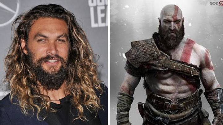 Jason Momoa Is Keen To Play Kratos From 'God Of War' In Movie