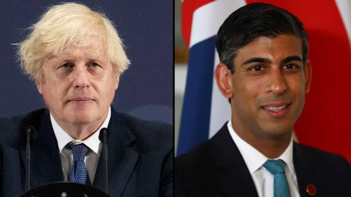 Boris Johnson And Rishi Sunak Not Isolating Despite Being Contacted By Track And Trace