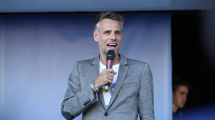Richard Bacon Denies Snorting Cocaine Off Blue Peter Tortoises