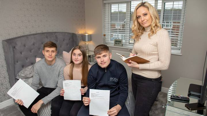 Mum Makes Kids Sign Contracts Agreeing To Clean Up After Themselves