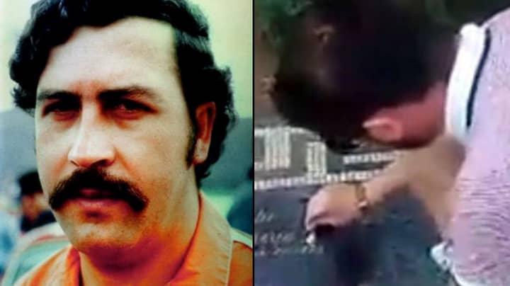 Brit Who Snorted Cocaine Off Pablo Escobar's Grave Receives Death Threats
