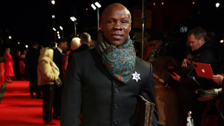 Chris Eubank 'Stunned' After Thieves Steal £400 Louis Vuitton Bag Containing Chocolate Bar