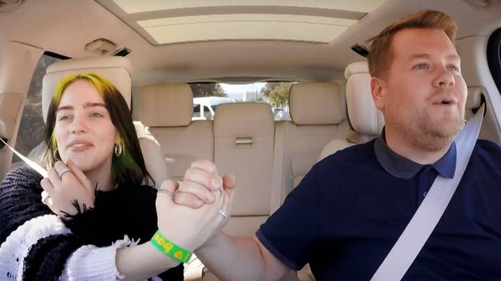 James Corden Says It Will Be 'A While' Before He Can Do Carpool Karaoke Again