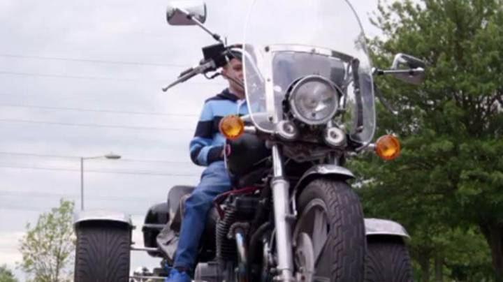 Nine-Year-Old Moves Into Own Home And Buys Motorbike