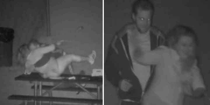Man Sets Up CCTV To Catch Couples Who Keep Having Sex Outside His Home