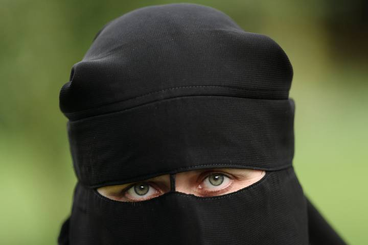 The Netherlands Becomes The Most Recent European Country To Ban 'Face-Covering' Veils