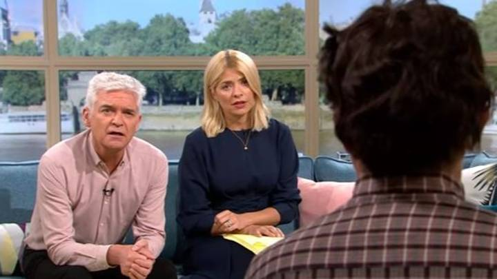 This Morning Guest Is 'Not A Pervert' For Taking Sexual Favours Instead Of Rent