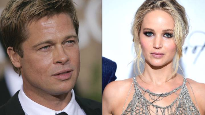 Brad Pitt And Jennifer Lawrence Are Dating, Apparently