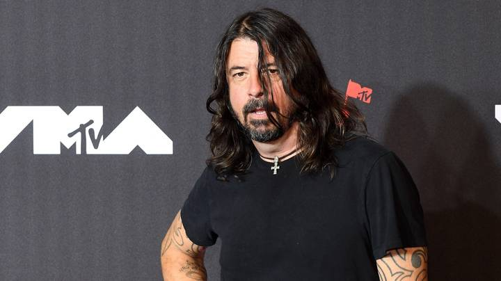 Dave Grohl Responds To Nirvana Baby's Lawsuit Against Album Cover