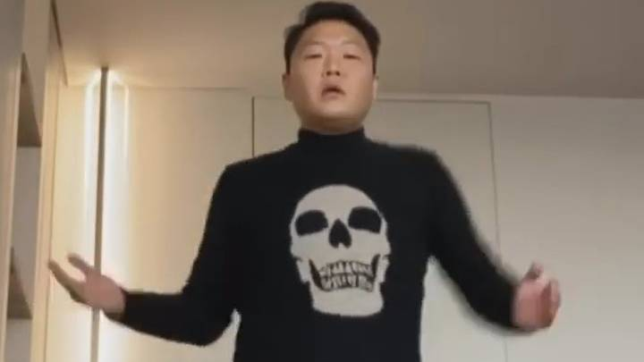 Gangnam Style Star Psy Shows Off Dramatic New Look After Weight Loss