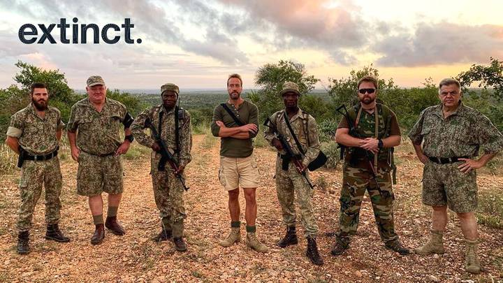 Ben Fogle Spends Weekend With Anti-Poaching Unit For New Programme