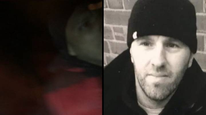 Man Takes Photo Of His Murderer Moments Before He Is Killed