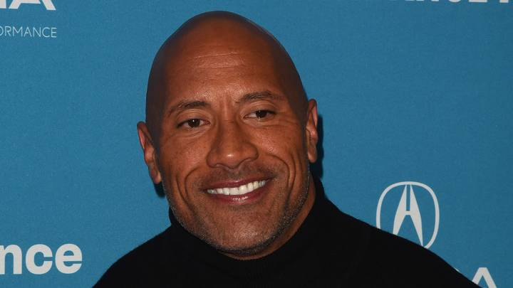The Rock Criticised For Posting About A Tank Named After Him