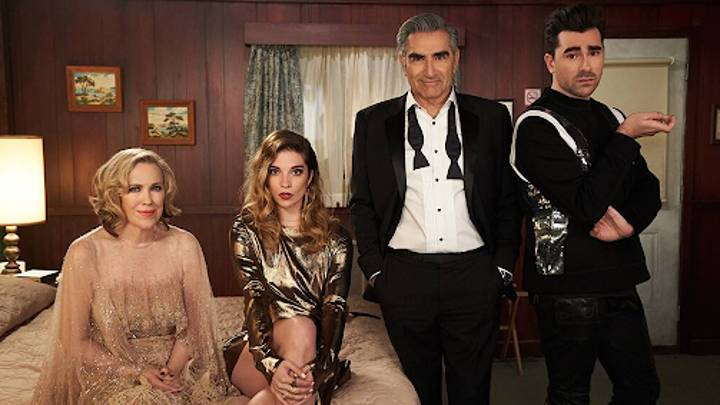 The Final Season Of Schitt's Creek Has Landed On Netflix Early