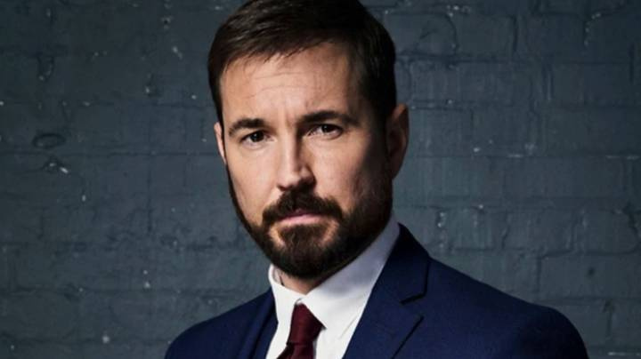 Line Of Duty Fans Are Only Just Realising Steve Arnott Actor Martin Compston Is Scottish