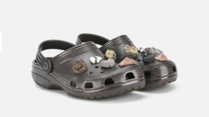 Designer Releases 'Luxury' $216 Version Of Crocs