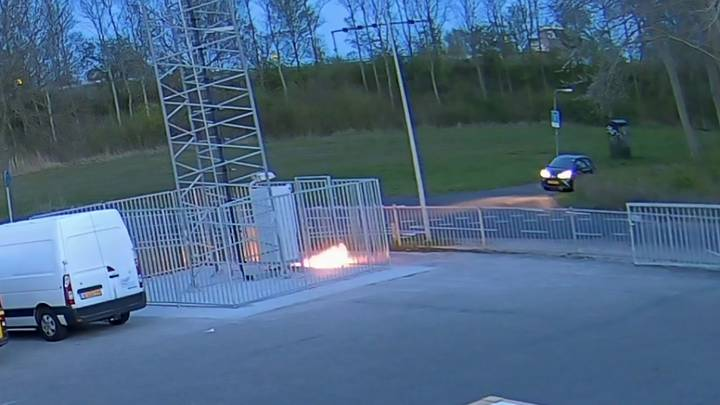 Dutch Police Investigating Wave Of Arson Attacks On 5G Masts