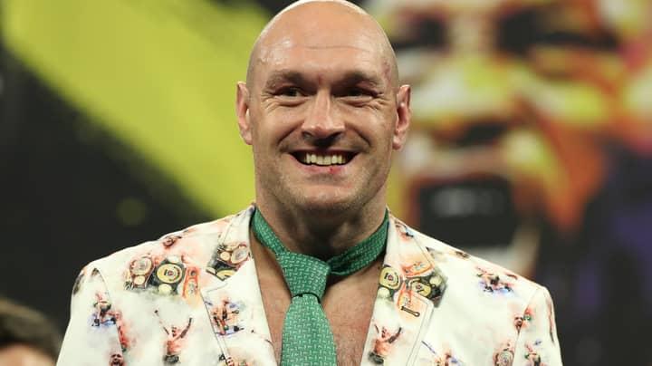 Tyson Fury Offers Anthony Joshua A £20 Million Bare-Knuckle Fight