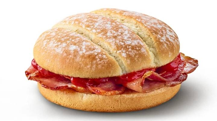 McDonald's Is Giving Away Free Bacon Rolls On Tuesday