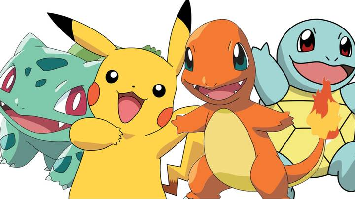 Charmander Has Been Voted The Best Starter Pokémon Ever