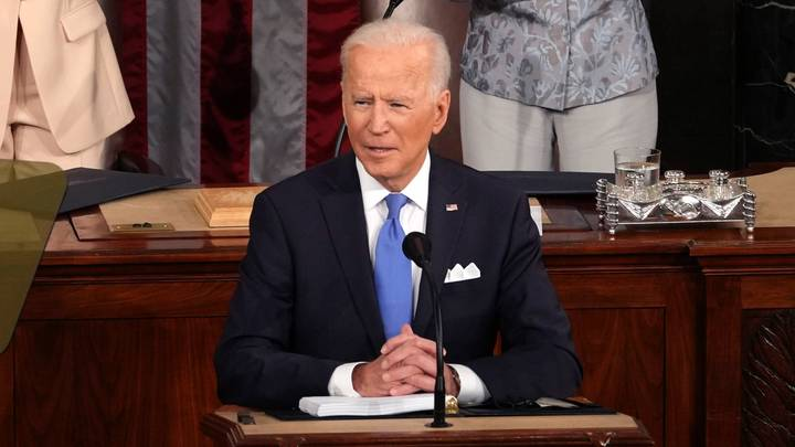 Joe Biden Tells Transgender Americans 'The President Has Your Back'