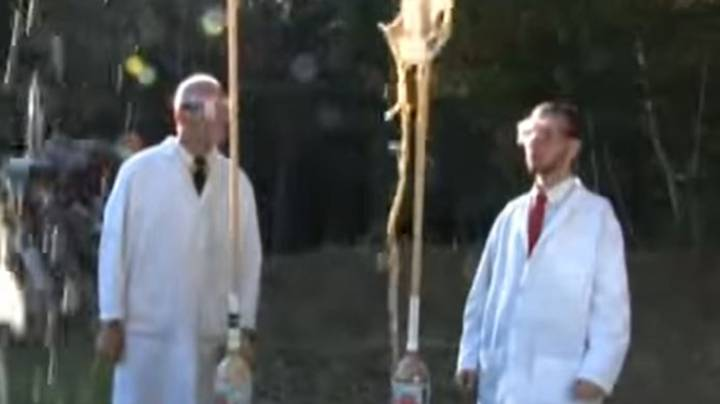 First Viral Mentos And Coke Video Was Uploaded 15 Years Ago