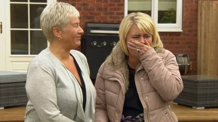 Viewers In Tears As DIY SOS Transform Home Of Woman With Tragic History
