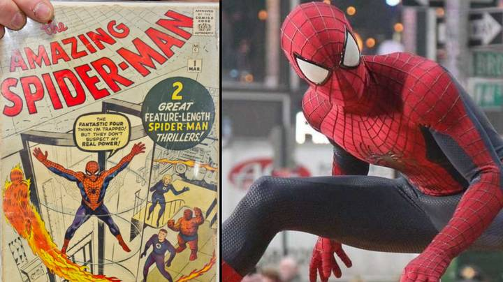 ​The Co-Creator Of Spider-Man Has Died At 90 Years Old