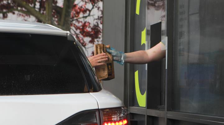 Woman Fined After Breaking Lockdown Rules By Driving 100 Miles To McDonald's