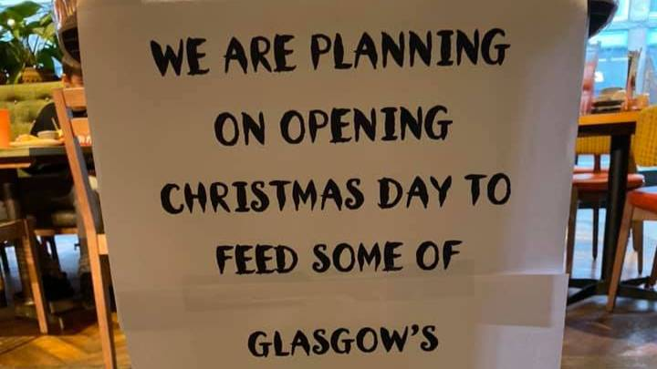 A Nando's Branch Is Planning To Open On Christmas Day To Feed The Homeless